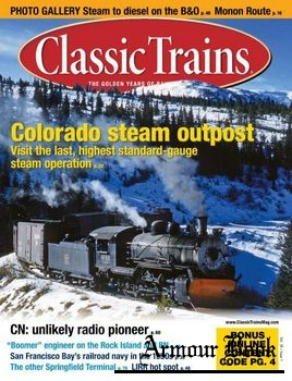 Classic Trains - Spring 2017