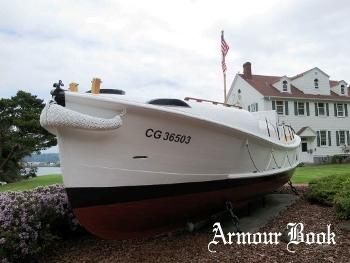 USCG Motor Lifeboat CG36503 [Walk Around]