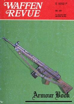 Waffen Revue №54 (1984 III.Quartal)