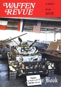 Waffen Revue №60 (1986 I.Quartal)