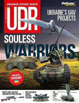 Ukrainian Defense Review 2017-01/03 (№1)