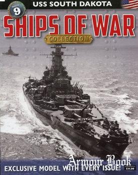 USS South Dakota [Ships of War Collection №09]