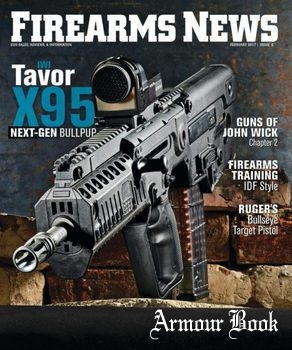 Firearms News Magazine 2017-06