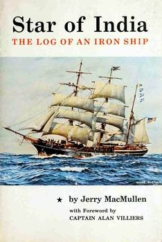 Star of India: The Log of an Iron Ship [Howell-North]