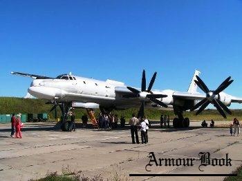 Tu-95MS Bear [Walk Around]