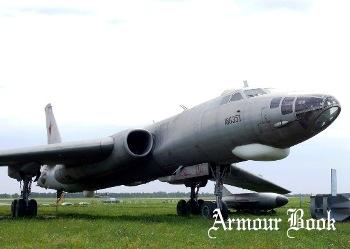 Tu-16 Badger [Walk Around]