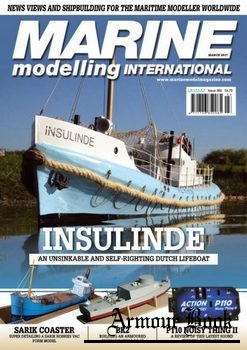 Marine Modelling International 2017-03