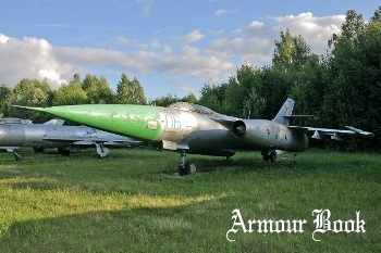 Yak-28P Firebar [Walk Around]
