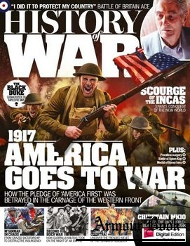 History Of War - Issue 39 2017