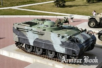 Canadian Lynx APC [Walk Around]