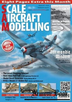 Scale Aircraft Modelling 2017-03 (Vol.38 No.13)