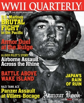 WWII Quarterly 2017-Spring (Vol.8 No.3)