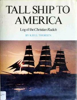 Tall Ship to America [The Texas A & M University Press]
