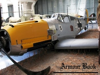 Bf 109E [Walk Around]