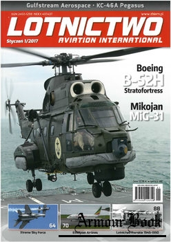 Lotnictwo Aviation International 01/2017