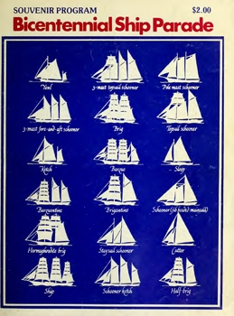 Bicentennial Ship Parade [John Townsend]