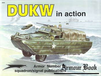 DUKW in Action [Squadron Signal 2035]