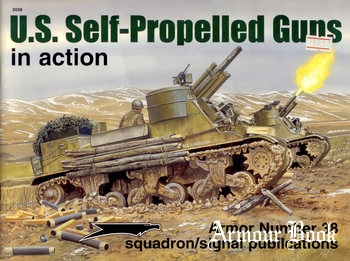 U.S. Self-Propelled Guns [Squadron Signal 2038]
