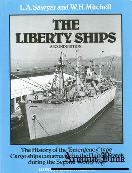 The Liberty Ships [Lloyd's of London Press Ltd]