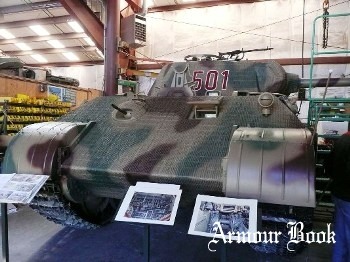 PzKpfw V Panther Ausf A [Walk Around]