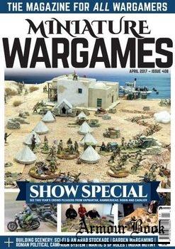Miniature Wargames 2017-04