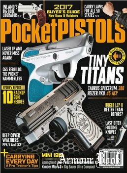 Pocket Pistols - Summer 2017