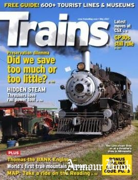 Trains Magazine 2017-05