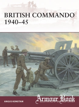British Commando 1940-1945 [Osprey Warrior 181]