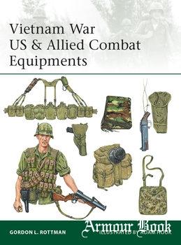 Vietnam War US & Allied Combat Equipments [Osprey Elite 216]