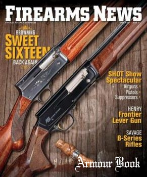 Firearms News Magazine 2017-09