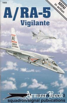 A/RA-5 Vigilante [Squadron Signal 1603]