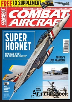 Combat Aircraft Monthly 2017-04 (Vol.18 No.04)