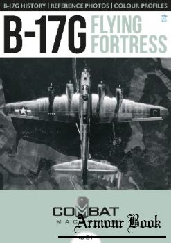 B-17G Flying Fortress [Combat Machines №1]
