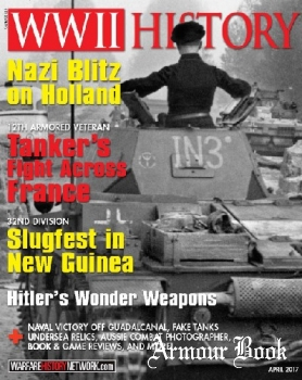 WWII History 2017-04 (Vol.16 No.03)