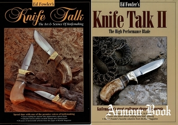 Knife Talk, Vol. 1 & 2 [Krause]