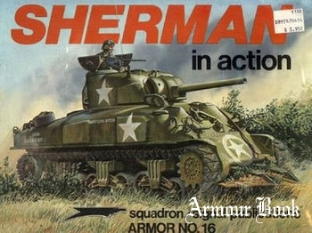 Sherman in action [Squadron/Signal 2016]