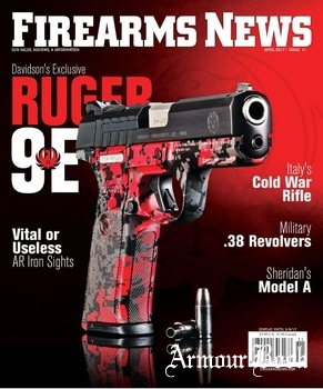 Firearms News Magazine 2017-11