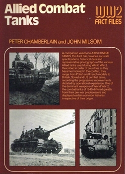 Allied Combat Tanks [World War 2 Fact Files]