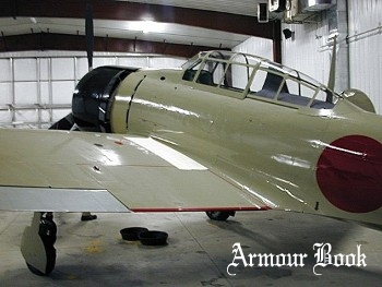 A6M Zero [Walk Around]