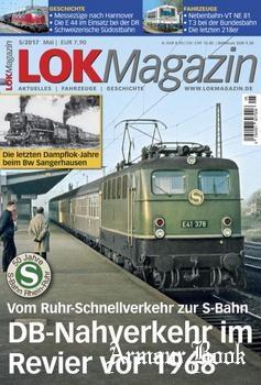 Lok Magazin 2017-05