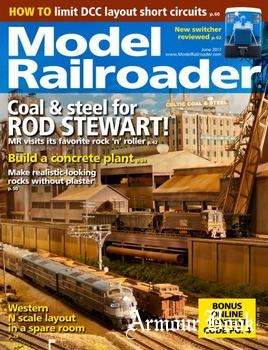 Model Railroader 2017-06