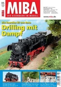 MIBA Die Eisenbahn im Modell 2017-05