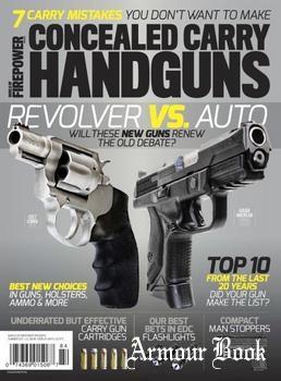 Conceal & Carry Handguns - Summer 2017