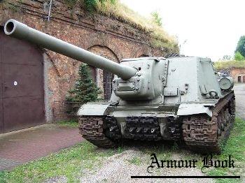 ISU-122 [Walk Around]