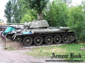 T-34-76 [Walk Around]