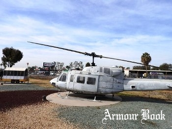 Bell UH-1N [Walk Around]
