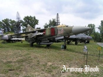 MiG-23 MF [Walk Around]