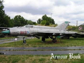MiG-21 MS [Walk Around]