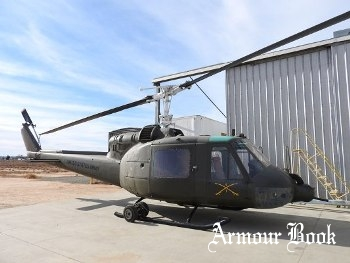 Bell UH-1B [Walk Around]