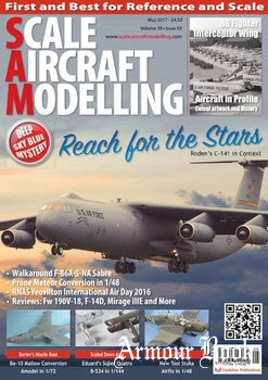 Scale Aircraft Modelling 2017-05 (Vol.39 No.03)